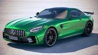 Mercedes AMG GT-R 2020