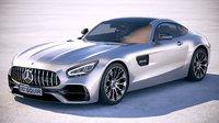 Mercedes AMG GT 2020