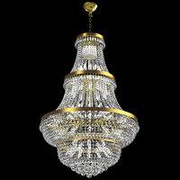 chandelier big-C