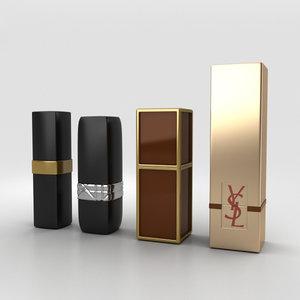 3D lipstick lip stick