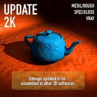 PlayDoh Clay 2048x Material