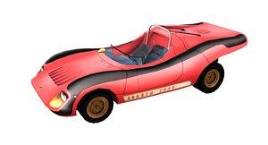 abarth 2000 sports spider model