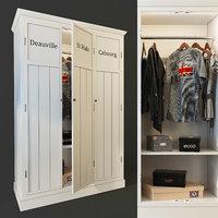 3D palermo wardrobe