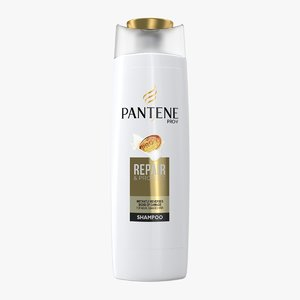 pantene shampoo 3D model