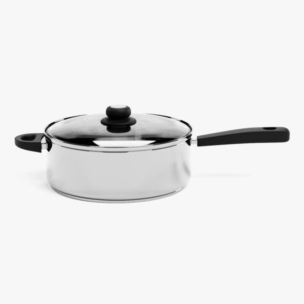 cooking pot model