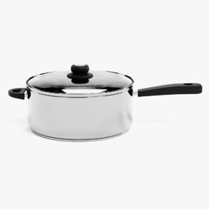 3D cooking pot