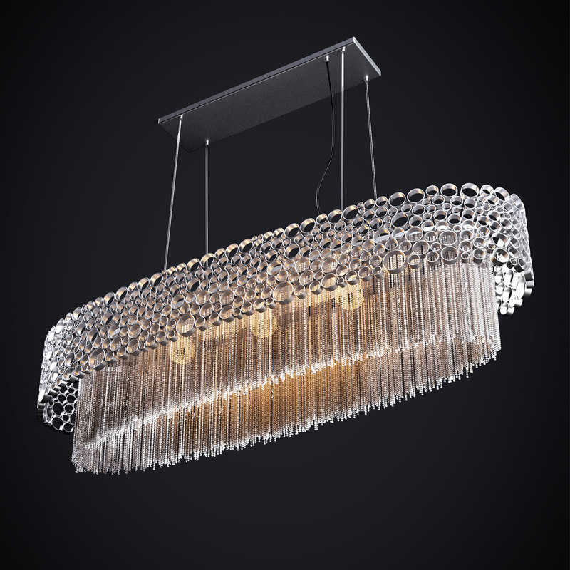 3D crystal lux fashion sp5