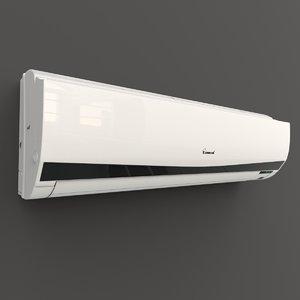 3D air conditioner lumix mac-24r