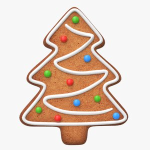 obj gingerbread cookie ginger