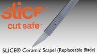 SLICE Ceramic Scapel (Replaceable Blade)