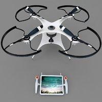 3D quadcopter camera remote model