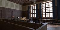 3D model court room