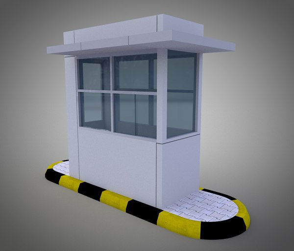 car parking 3D model