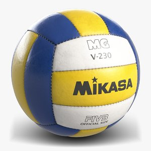 volleyball mikasa 4 model
