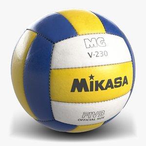 volleyball mikasa 4 model