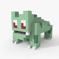 creature 001 3D