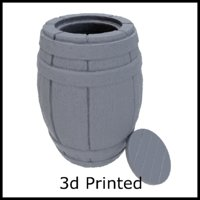 3d Printed Barrel