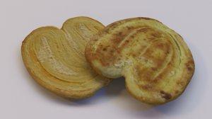 bread oreja model