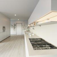 3D kitchen interior model