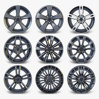 Car Rim Wheel Collection volume 2