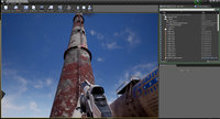 chimney TEZ industrial 4k