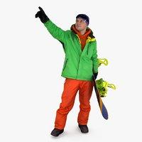 man snowboard people human max