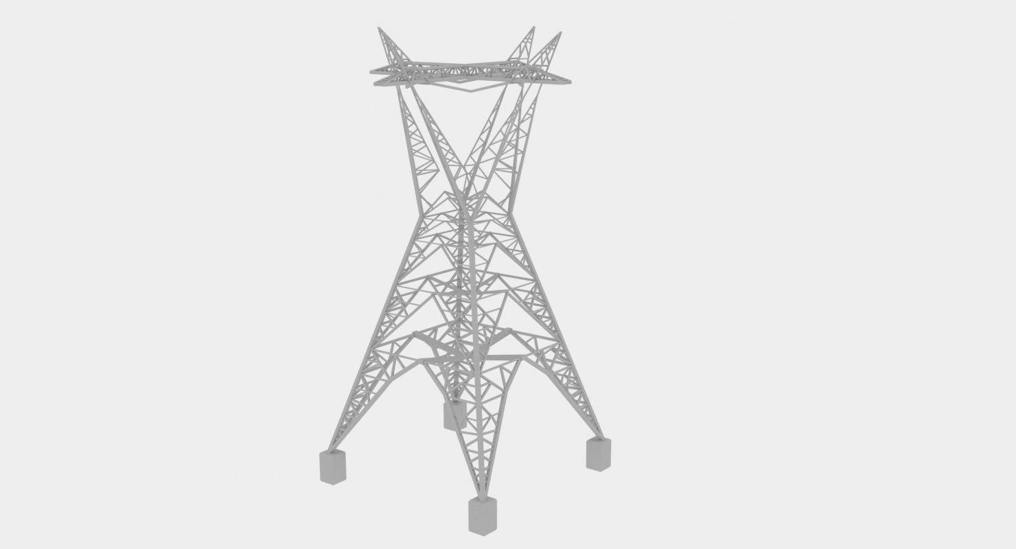 tower electric huge model