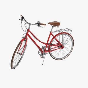 women elecrta bike model