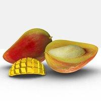 3D mango fruit