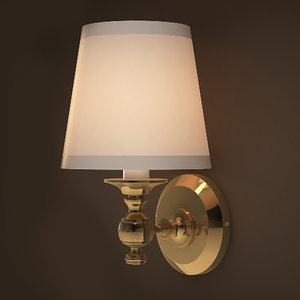 3D model restoration hardware lugarno