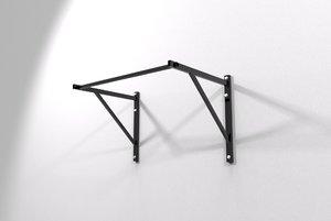 pull bar 3D model