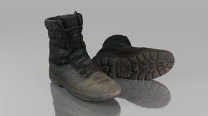 boot games 3D model