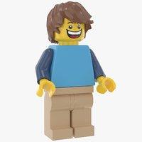 Lego Man Casual