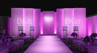 Stage party concert fashion catwalk T station  84