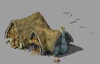 Dwarf - Cottage 03