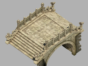 beijing city - palace model