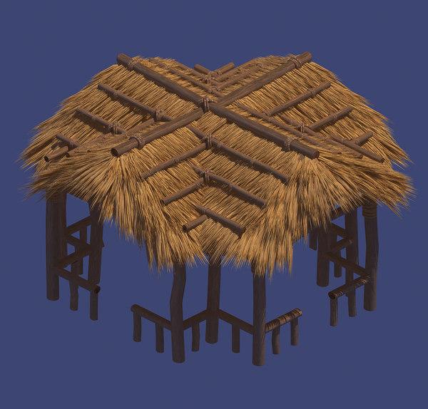 type x - pavilion 3D