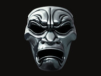Immortal Warrior Mask