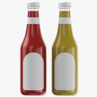 ketchup mustard model