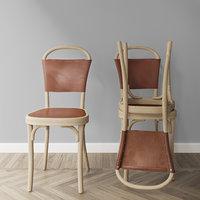 3D model jonas bohlins chair vilda