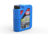 oil canister 3D model