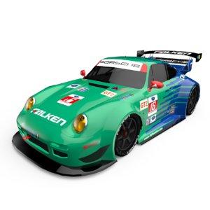 911 gt gt2 model
