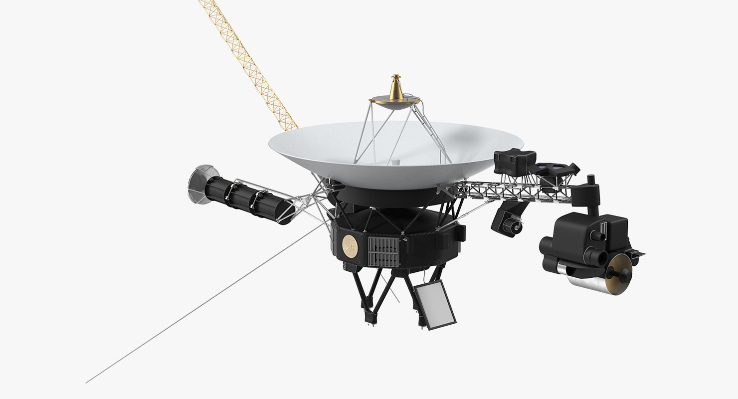 space probe voyager - HD 1480×800