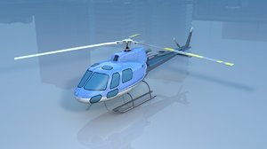 3D helicopter copter