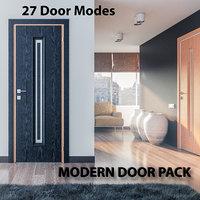 Modern Doors Pack