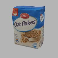 oat flakes 3D