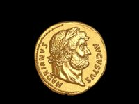 Avgust 3d print coin
