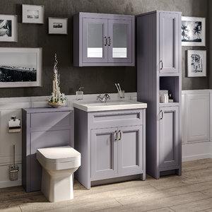 3D bathroom furniture