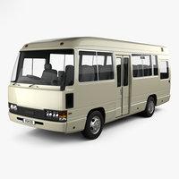 Toyota Coaster Bus 1983