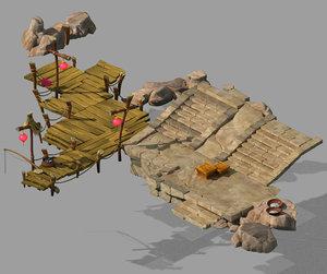 3D city - pier 23